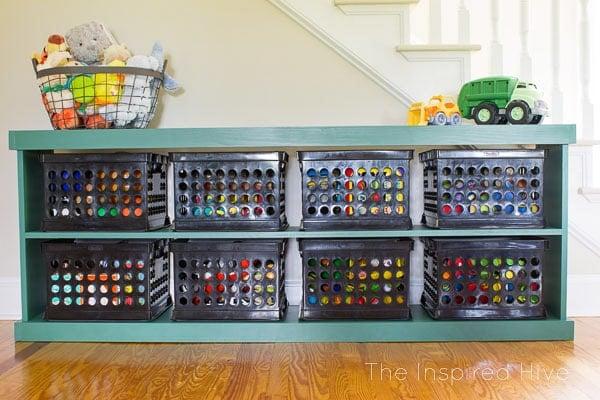 20 Genius Diy Toy Organizer Ideas Super Creative Toy Storage Solutions