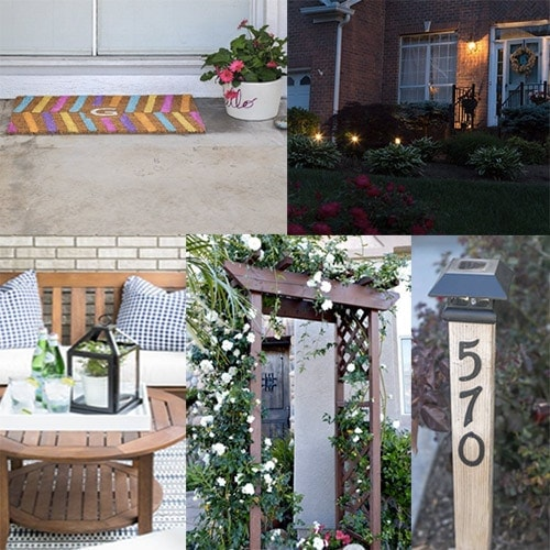 Ideas to Improve Curb Appeal – Easy Projects and Decor Ideas!
