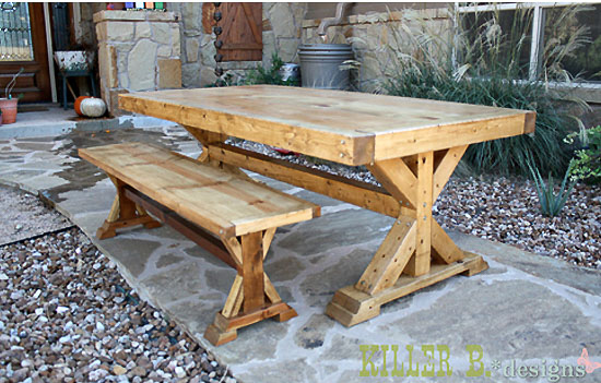 Pleasing 20 Gorgeous Diy Farmhouse Table Ideas That You Can Actually Make Home Remodeling Inspirations Propsscottssportslandcom