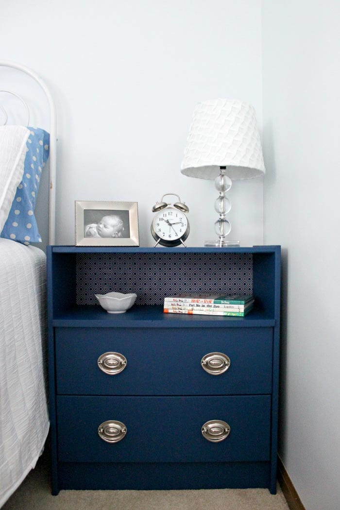 25 Ikea Nightstand Hacks To Inspire You Anika S Diy Life