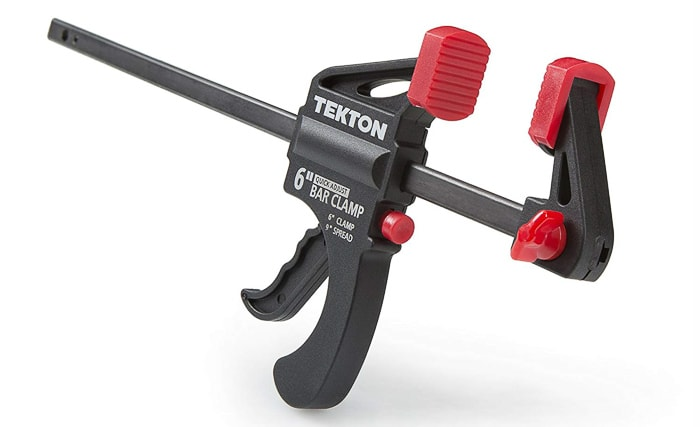 Clamps as gift ideas for woodworkers
