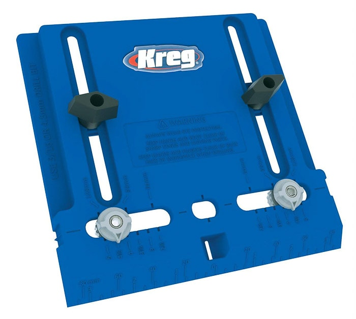 Cabinet hardware Jig Clamps as gift ideas for woodworkers