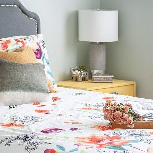 Bedroom refresh and Saatva Mattress Review