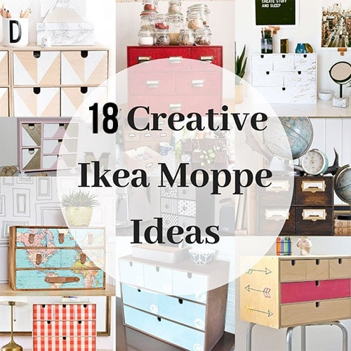 Ikea Moppe Hacks: 18 Unique Ideas You Need To See!