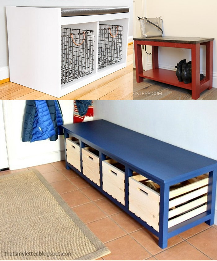 Groovy 30 Easy Diy Bench Ideas You Can Build Today Anikas Diy Life Pabps2019 Chair Design Images Pabps2019Com