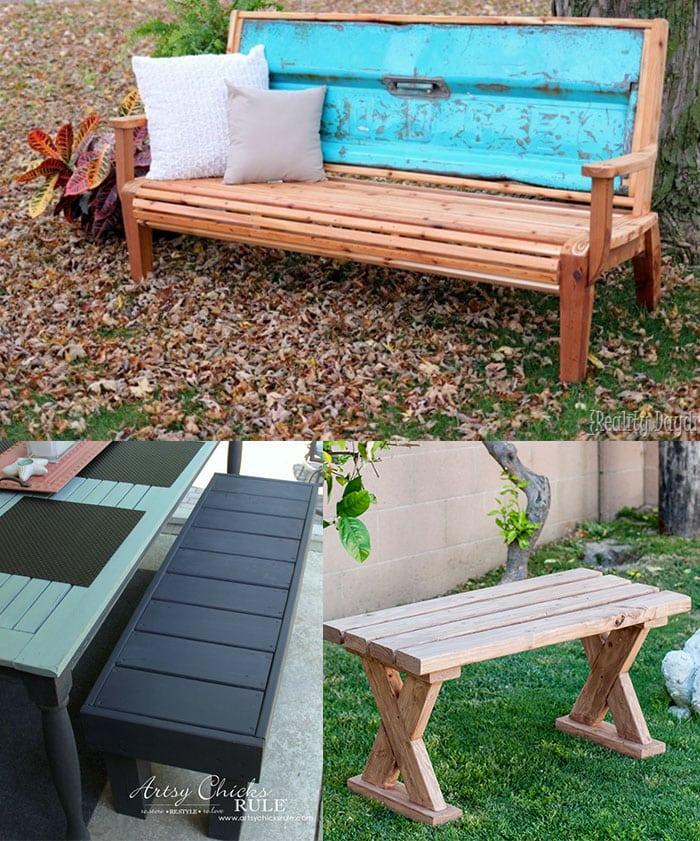 Amazing 30 Easy Diy Bench Ideas You Can Build Today Anikas Diy Life Creativecarmelina Interior Chair Design Creativecarmelinacom