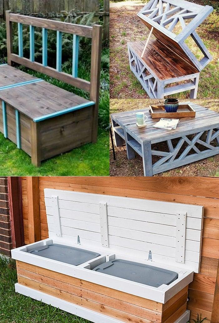 30 Easy Diy Bench Ideas You Can Build Today Anika S Diy Life