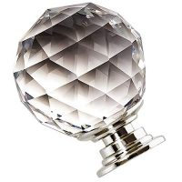 30mm (1.2in) Crystal Knobs