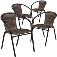 Indoor/Outdoor Stackable Chairs