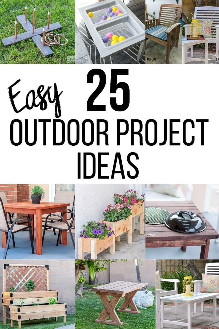 25 Surprisingly Easy Diy Outdoor Projects For Your Weekend,Home Is Where The Heart Is Movie Quote
