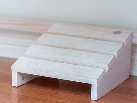 Diy Footrest For Under Desk