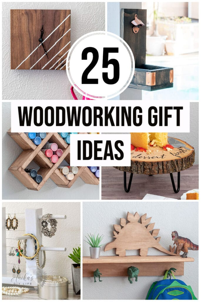 25 Easy Woodworking Gift Ideas They Will Love Anika S Diy Life