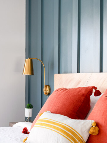 9 simple tips and tricks to help you in installing the perfect board and batten wall with ease in any room to create the perfect accent wall.