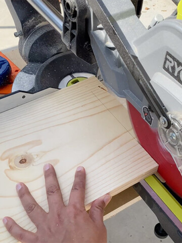 These 5 simple miter saw tips will help you make accurate cuts with your saw no matter your experience level. Don't use your miter saw without reading these!