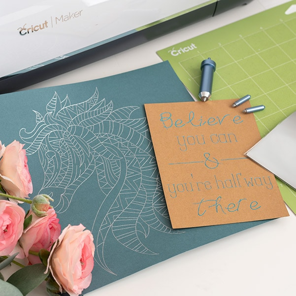 A simple and complete step by step guide to using the Cricut Foil Transfer System. Learn how to use it with the help of two detailed project tutorials!
