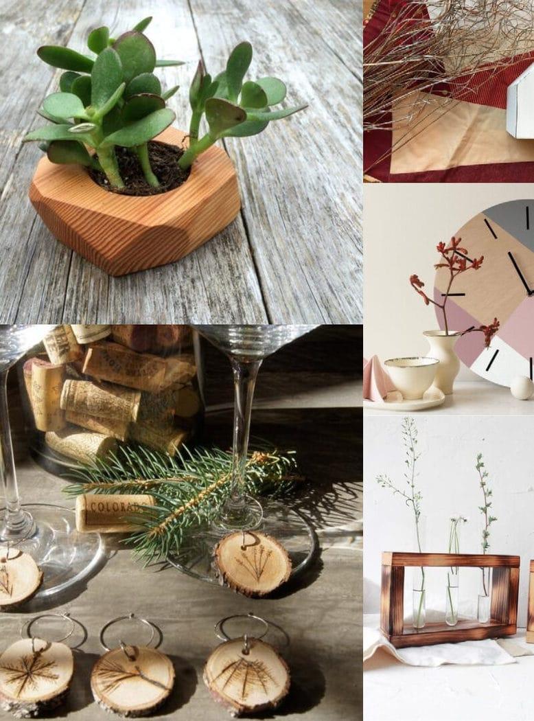 20 Unique Wooden Hostess Gift Ideas
