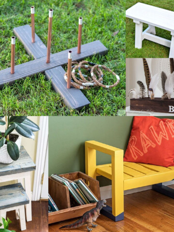 Here are 20 simple scrap 2x4 projects you can make with that pile of 2x4 scrap wood in your workshop to make or functional pieces.