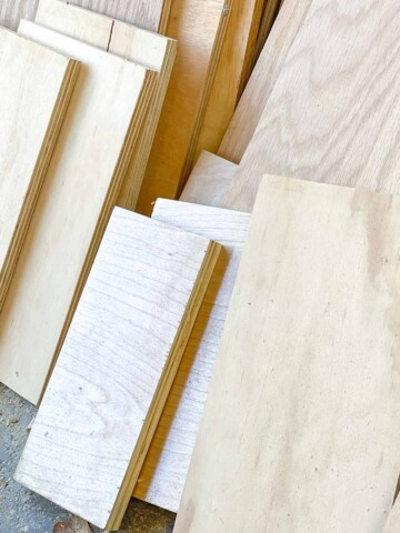 If you are looking for things to do with scrap plywood pieces leftover, here are some impressive and easy scrap plywood project ideas to turn them into useful and functional pieces.