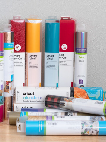 If you have been confused about the differences between Cricut materials available and how to use them, I have you covered with everything you need to know to make awesome projects.
